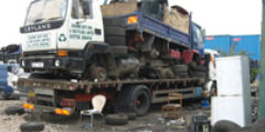 Due Diligence of Scrap Metals Facility