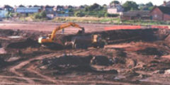 Bulk Earthworks, Bio-remediation & Engineered Fill