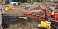 Asbestos Soils Removal- Residential Development